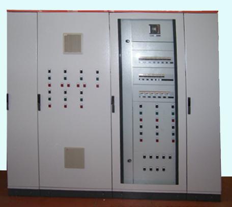 Quadro Elettrico Stazione di Energia